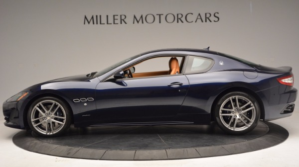 New 2017 Maserati GranTurismo Coupe Sport for sale Sold at Maserati of Westport in Westport CT 06880 3