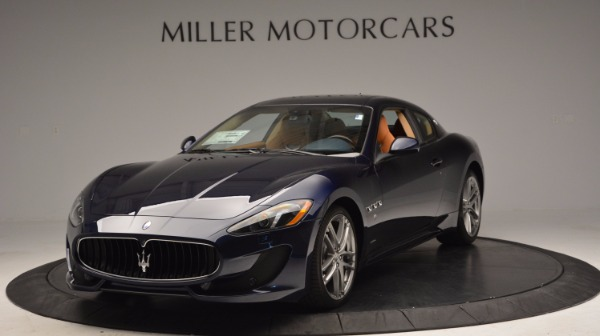 New 2017 Maserati GranTurismo Coupe Sport for sale Sold at Maserati of Westport in Westport CT 06880 1