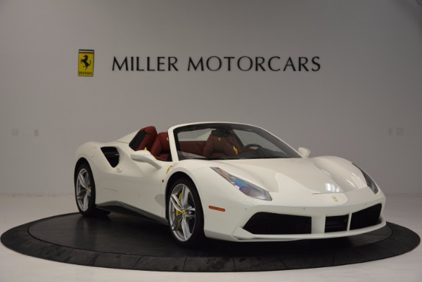 Used 2017 Ferrari 488 Spider for sale Sold at Maserati of Westport in Westport CT 06880 11