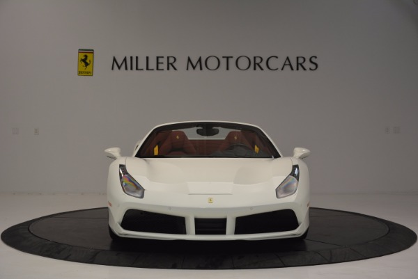 Used 2017 Ferrari 488 Spider for sale Sold at Maserati of Westport in Westport CT 06880 12