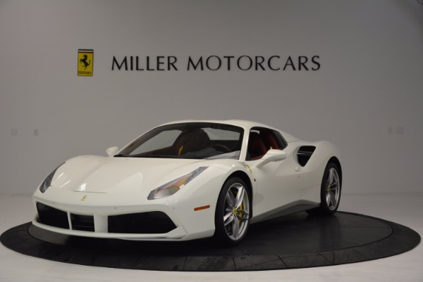 Used 2017 Ferrari 488 Spider for sale Sold at Maserati of Westport in Westport CT 06880 13
