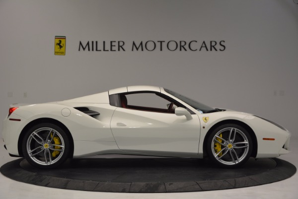 Used 2017 Ferrari 488 Spider for sale Sold at Maserati of Westport in Westport CT 06880 21