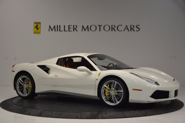 Used 2017 Ferrari 488 Spider for sale Sold at Maserati of Westport in Westport CT 06880 22
