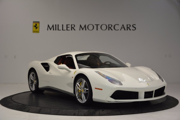 Used 2017 Ferrari 488 Spider for sale Sold at Maserati of Westport in Westport CT 06880 23