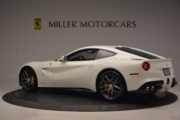 Used 2017 Ferrari F12 Berlinetta for sale Sold at Maserati of Westport in Westport CT 06880 4