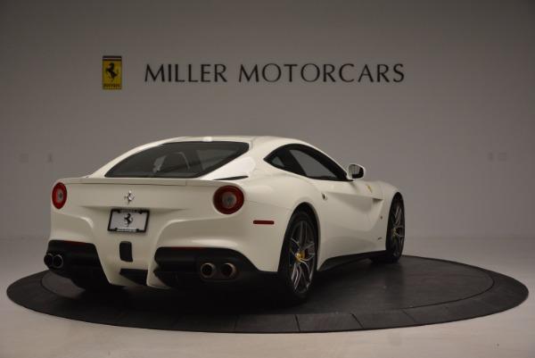 Used 2017 Ferrari F12 Berlinetta for sale Sold at Maserati of Westport in Westport CT 06880 7