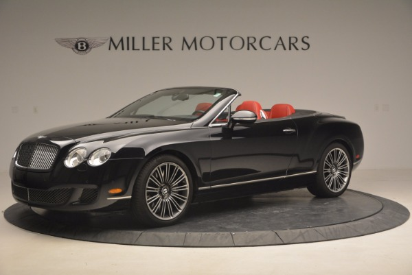 Used 2010 Bentley Continental GT Speed for sale Sold at Maserati of Westport in Westport CT 06880 2