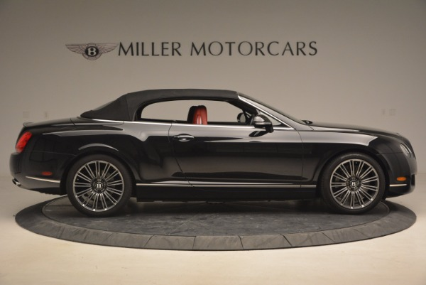 Used 2010 Bentley Continental GT Speed for sale Sold at Maserati of Westport in Westport CT 06880 22