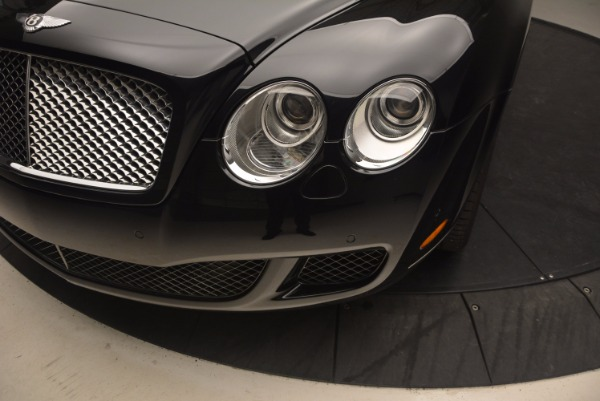Used 2010 Bentley Continental GT Speed for sale Sold at Maserati of Westport in Westport CT 06880 27
