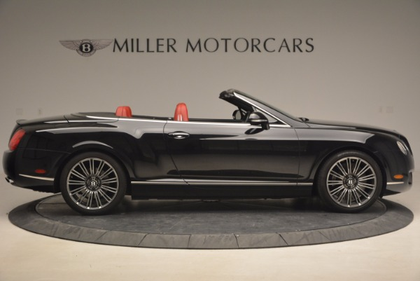 Used 2010 Bentley Continental GT Speed for sale Sold at Maserati of Westport in Westport CT 06880 9
