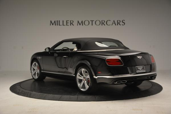 New 2016 Bentley Continental GT V8 S Convertible for sale Sold at Maserati of Westport in Westport CT 06880 17
