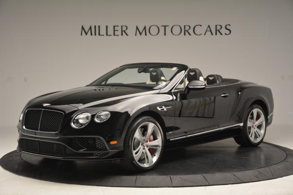 New 2016 Bentley Continental GT V8 S Convertible for sale Sold at Maserati of Westport in Westport CT 06880 2