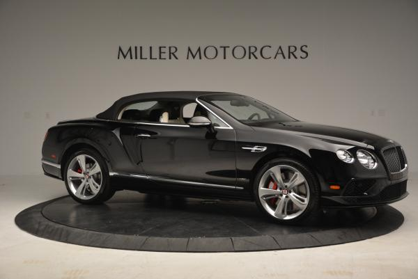 New 2016 Bentley Continental GT V8 S Convertible for sale Sold at Maserati of Westport in Westport CT 06880 22