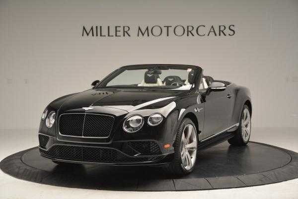 New 2016 Bentley Continental GT V8 S Convertible for sale Sold at Maserati of Westport in Westport CT 06880 1