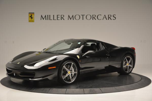 Used 2012 Ferrari 458 Spider for sale Sold at Maserati of Westport in Westport CT 06880 14