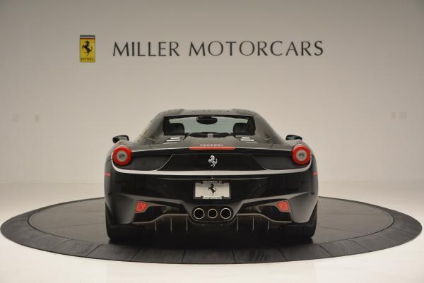 Used 2012 Ferrari 458 Spider for sale Sold at Maserati of Westport in Westport CT 06880 18
