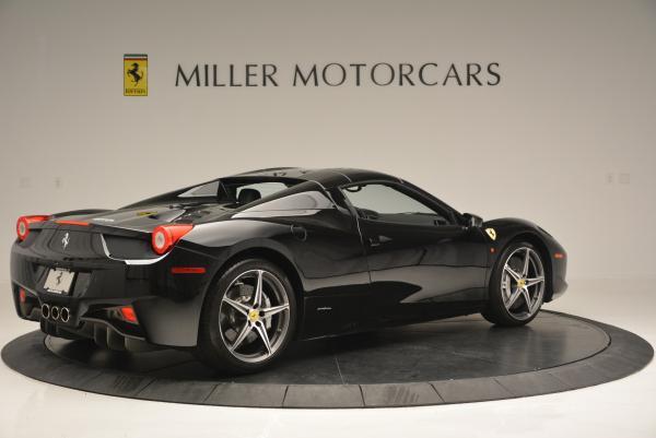 Used 2012 Ferrari 458 Spider for sale Sold at Maserati of Westport in Westport CT 06880 20