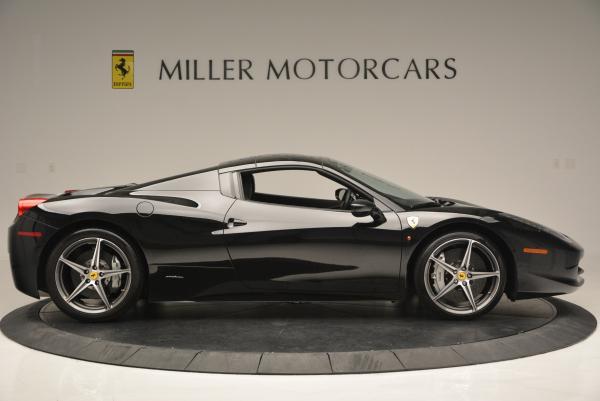 Used 2012 Ferrari 458 Spider for sale Sold at Maserati of Westport in Westport CT 06880 21