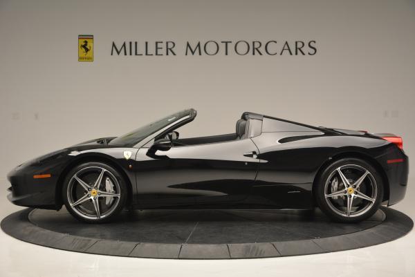 Used 2012 Ferrari 458 Spider for sale Sold at Maserati of Westport in Westport CT 06880 3