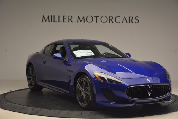 New 2017 Maserati GranTurismo Sport Coupe Special Edition for sale Sold at Maserati of Westport in Westport CT 06880 11