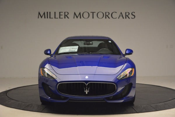 New 2017 Maserati GranTurismo Sport Coupe Special Edition for sale Sold at Maserati of Westport in Westport CT 06880 12