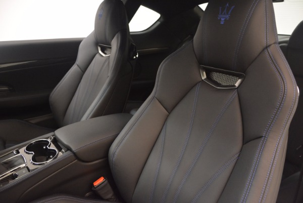 New 2017 Maserati GranTurismo Sport Coupe Special Edition for sale Sold at Maserati of Westport in Westport CT 06880 18