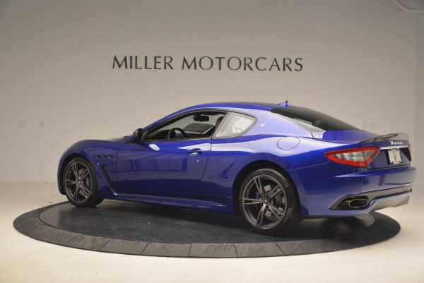 New 2017 Maserati GranTurismo Sport Coupe Special Edition for sale Sold at Maserati of Westport in Westport CT 06880 4