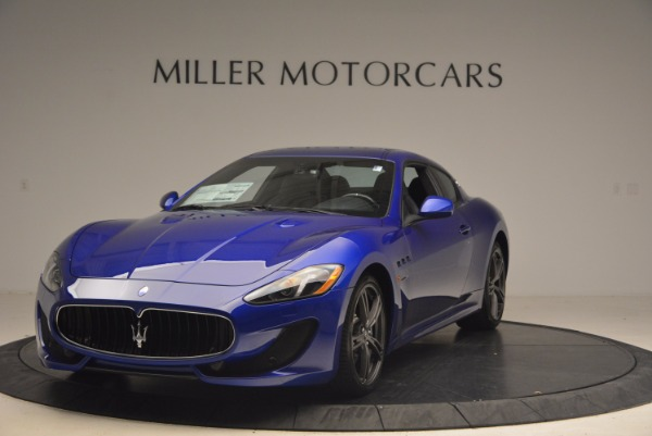 New 2017 Maserati GranTurismo Sport Coupe Special Edition for sale Sold at Maserati of Westport in Westport CT 06880 1
