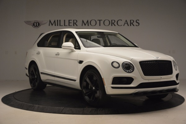 Used 2018 Bentley Bentayga Black Edition for sale Sold at Maserati of Westport in Westport CT 06880 11