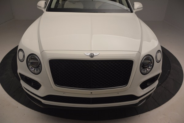 Used 2018 Bentley Bentayga Black Edition for sale Sold at Maserati of Westport in Westport CT 06880 13