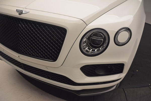 Used 2018 Bentley Bentayga Black Edition for sale Sold at Maserati of Westport in Westport CT 06880 14