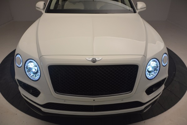 Used 2018 Bentley Bentayga Black Edition for sale Sold at Maserati of Westport in Westport CT 06880 16