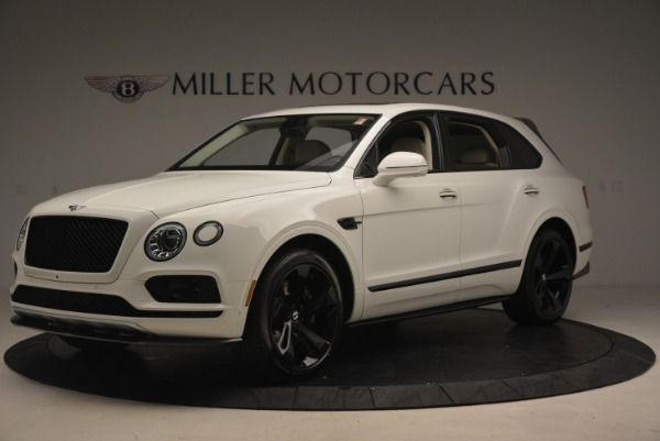 Used 2018 Bentley Bentayga Black Edition for sale Sold at Maserati of Westport in Westport CT 06880 2