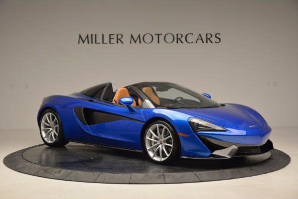 Used 2018 McLaren 570S Spider for sale Call for price at Maserati of Westport in Westport CT 06880 10