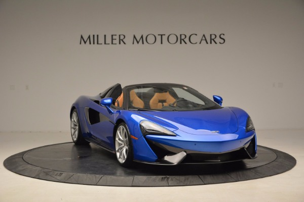 Used 2018 McLaren 570S Spider for sale Call for price at Maserati of Westport in Westport CT 06880 11