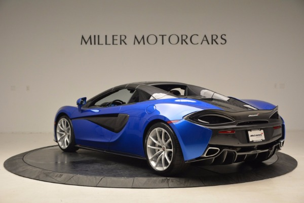 Used 2018 McLaren 570S Spider for sale Call for price at Maserati of Westport in Westport CT 06880 17