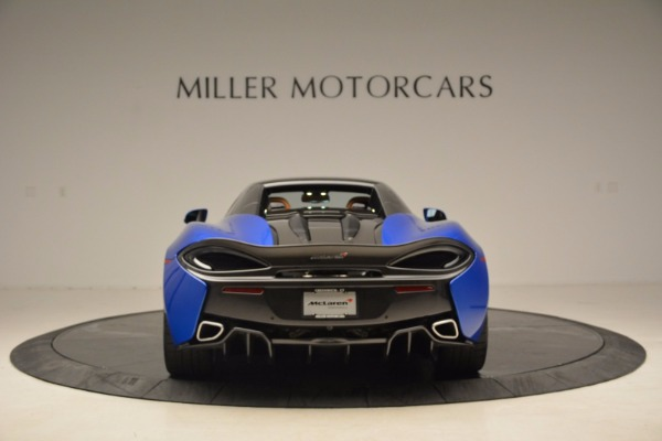 Used 2018 McLaren 570S Spider for sale Call for price at Maserati of Westport in Westport CT 06880 18