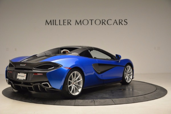 Used 2018 McLaren 570S Spider for sale Call for price at Maserati of Westport in Westport CT 06880 19