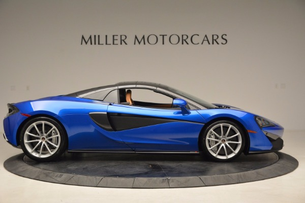 Used 2018 McLaren 570S Spider for sale Call for price at Maserati of Westport in Westport CT 06880 20