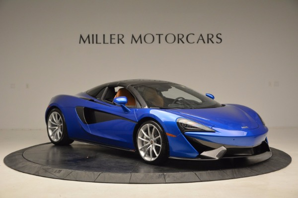 Used 2018 McLaren 570S Spider for sale Call for price at Maserati of Westport in Westport CT 06880 21