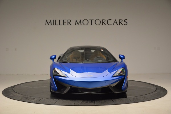Used 2018 McLaren 570S Spider for sale Call for price at Maserati of Westport in Westport CT 06880 22
