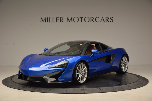 Used 2018 McLaren 570S Spider for sale Call for price at Maserati of Westport in Westport CT 06880 23