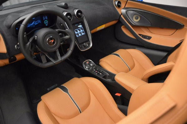 Used 2018 McLaren 570S Spider for sale Call for price at Maserati of Westport in Westport CT 06880 26