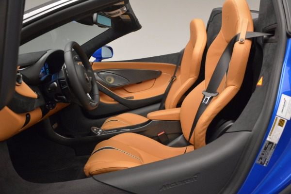 Used 2018 McLaren 570S Spider for sale Call for price at Maserati of Westport in Westport CT 06880 27