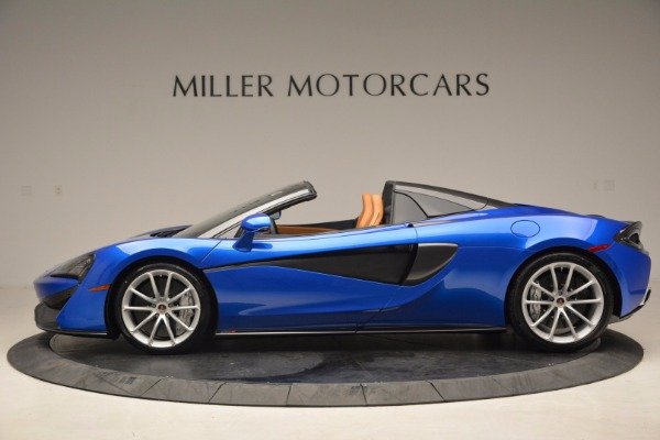 Used 2018 McLaren 570S Spider for sale Call for price at Maserati of Westport in Westport CT 06880 3