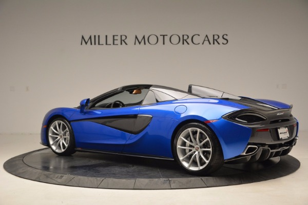 Used 2018 McLaren 570S Spider for sale Call for price at Maserati of Westport in Westport CT 06880 4