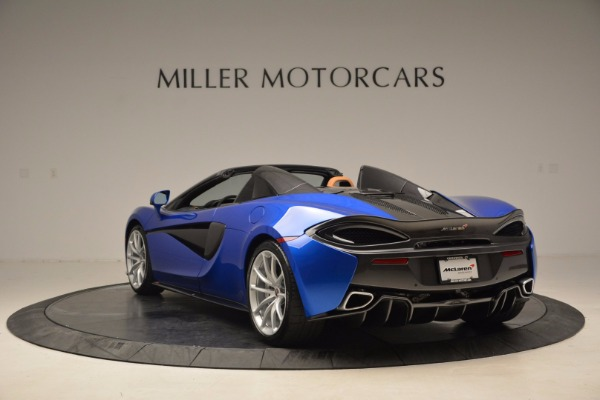 Used 2018 McLaren 570S Spider for sale Call for price at Maserati of Westport in Westport CT 06880 5