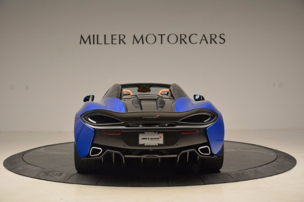 Used 2018 McLaren 570S Spider for sale Call for price at Maserati of Westport in Westport CT 06880 6