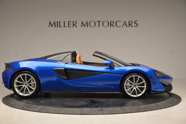 Used 2018 McLaren 570S Spider for sale Call for price at Maserati of Westport in Westport CT 06880 9