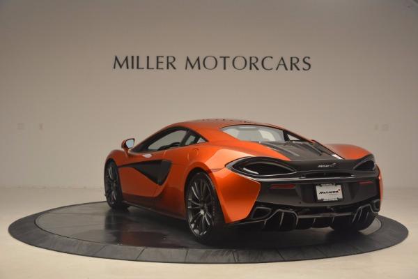 Used 2017 McLaren 570S for sale Sold at Maserati of Westport in Westport CT 06880 5